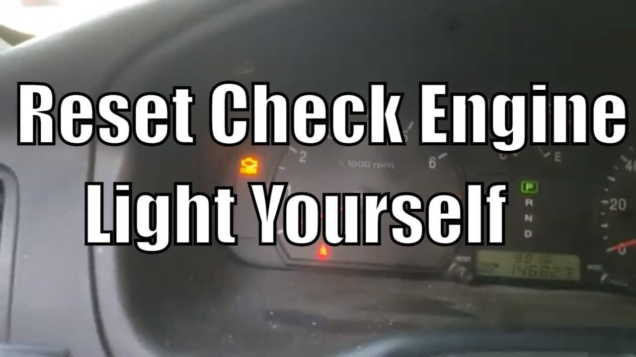 Clear Check Engine Light >> How To Clear A Check Engine Light With No Scan Tool Diy